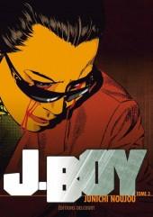 J. Boy -3- Tome 3