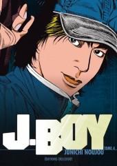 J. Boy -4- Tome 4