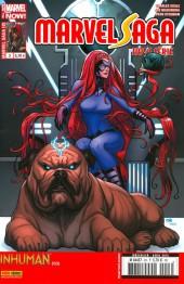 Marvel Saga Hors Série (1e série - 2014) -3- La reine dans le ciel