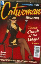 Catwoman (2011) -32VC- Race of Thieves Part 3: Hijack