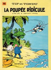 Tif et Tondu -11b1987- La poupée ridicule