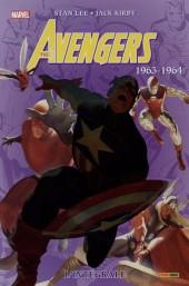 Avengers (The) (L'intégrale) -1INTa- L'Intégrale 1963-1964