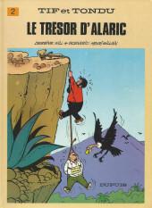 Tif et Tondu -1a- Le trésor d'Alaric