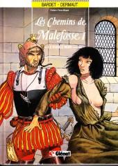 Les chemins de Malefosse -1c1993- Le diable noir