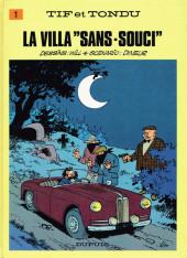 Tif et Tondu -HS01- La Villa Sans-souci