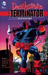 Deathstroke the Terminator (1991) -INT01- Assassins