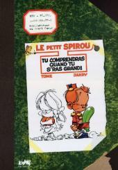 Le petit Spirou -10TL- Tu comprendras quand tu s'ras grand !