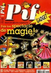Pif (Gadget) nouvelle série -4- Fais ton spectacle de magie!