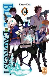 Blue Exorcist -14- Tome 14