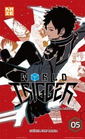 World Trigger -5- Tome 5
