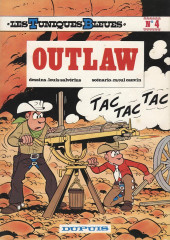 Les tuniques Bleues -4a1977- Outlaw