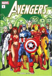 Marvel (Moustique) -4- Avengers : La guerre d'Ultron