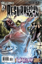 Resurrection Man (2011) -3- One ide or the Other