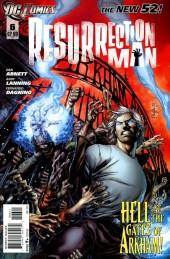 Resurrection Man (2011) -6- Locked In