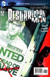 Resurrection Man (2011) -7- Firepower