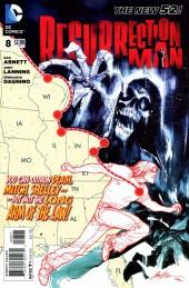 Resurrection Man (2011) -8- Manhunt