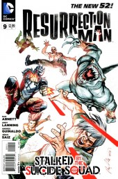 Resurrection Man (2011) -9- Dead Heat