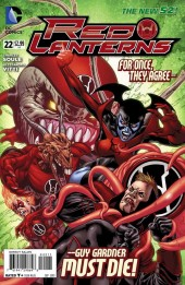 Red Lanterns (2011) -22- The King is Red