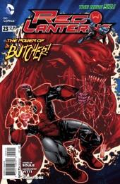 Red Lanterns (2011) -23- The Butcher's Bill