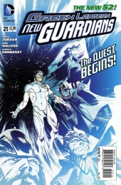 Green Lantern: New Guardians (DC Comics - 2011) -21- The anomaly