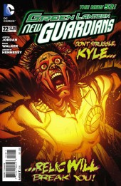Green Lantern: New Guardians (DC Comics - 2011) -22- Relic