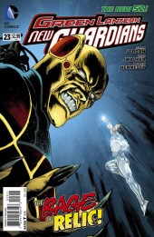 Green Lantern: New Guardians (DC Comics - 2011) -23- Keep Hope Alive