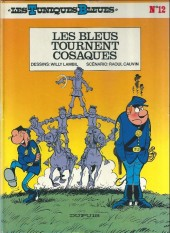 Les tuniques Bleues -12b1985- Les Bleus tournent cosaques