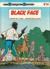 Les tuniques Bleues -20b1986- Black face