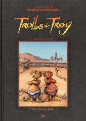 Lanfeust et les mondes de Troy - La collection (Hachette) -51- Trolls de Troy - Trolls dans la brume