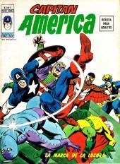 Capitán América (Vol. 2) -5- La marca de la locura