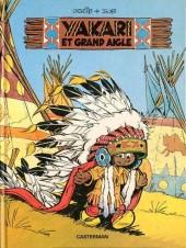 Yakari -1b1982- Yakari et Grand Aigle