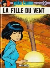 Yoko Tsuno -9a98- La fille du vent
