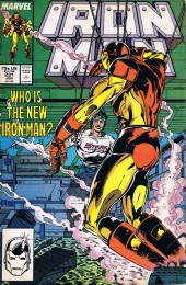 Iron Man Vol.1 (Marvel comics - 1968) -231- Reborn again