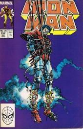Iron Man Vol.1 (Marvel comics - 1968) -232- Intimate Enemies