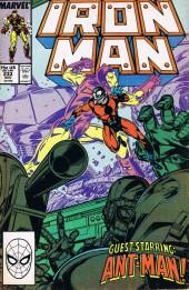 Iron Man Vol.1 (Marvel comics - 1968) -233- Slaughterday!