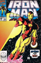 Iron Man Vol.1 (Marvel comics - 1968) -256- In Space No One Can Hear You Die!