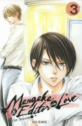 Mangaka & Editor in Love -3- Tome 3