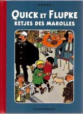 Quick et Flupke (en langues étrangères) -Brux- Ketjes des Marolles