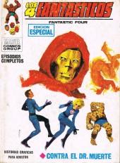 4 Fantásticos (Vol.1) (Los) -3- Contra el Dr. Muerte