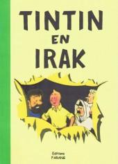 Tintin - Pastiches, parodies & pirates -29a- Tintin en Irak