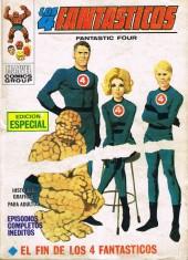 4 Fantásticos (Vol.1) (Los) -5- El fin de los Cuatro Fantásticos