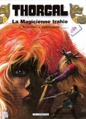 Thorgal -1e15- La Magicienne trahie