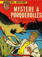 Ric Hochet -2a78- Mystère à Porquerolles