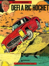 Ric Hochet -3a78- Défi à Ric Hochet