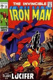 Iron Man Vol.1 (Marvel comics - 1968) -20- Who serves Lucifer!