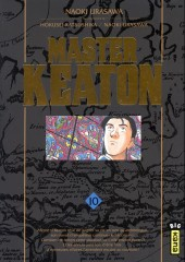 Master Keaton (Édition Deluxe) -10- Volume 10