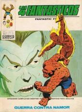 4 Fantásticos (Vol.1) (Los) -51- Guerra contra Namor