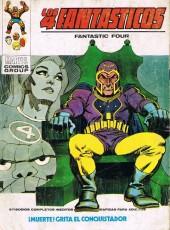 4 Fantásticos (Vol.1) (Los) -52- ¡Muerte! Grita el conquistador