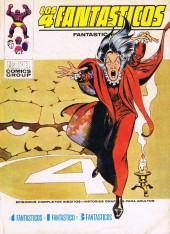 4 Fantásticos (Vol.1) (Los) -55- 4 Fantásticos - 1 Fantástico = 3 Fantásticos