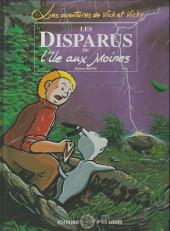 Vick et Vicky (Les aventures de) -3- Les disparus de l'île aux Moines